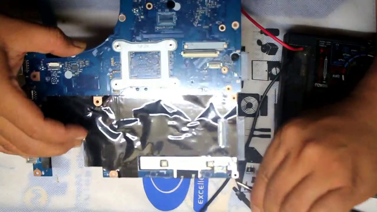 How To Repair Lenovo G40 45 No Power  Not Crahring Padam
