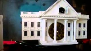 Nordys 2014: White House Clock