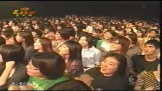 """2002年9月""""音楽は素晴らしいものだ""""ツアーファイナル@渋谷AX!!"""
