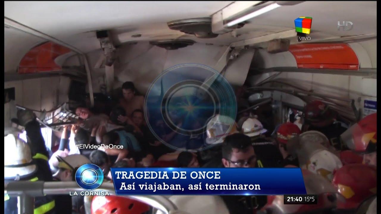 Video Inedito Sobre La Tragedia De Once En La Cornisa