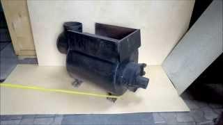 Печь металлическая  длительного горения Hot Master 7 / Long burning stove Hot Master 7(, 2014-10-11T02:30:43.000Z)