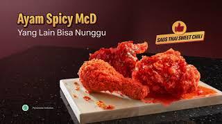Lezatnya Ayam Spicy McD Thai Sweet ...