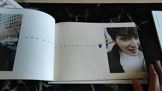 """Gambar cover Unboxing Kim Jaejoong Photobook """"Memories for 100 days"""""""