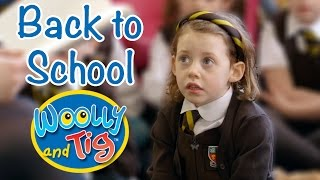 Woolly and Tig - Going to School | 60+ minutes | Back to School