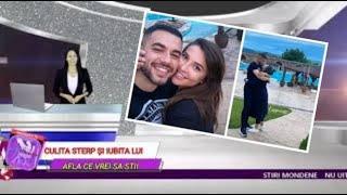 Culita Sterp și iubita lui, Daniela, reproșuri în public! Cum au fost filmați cei doi....