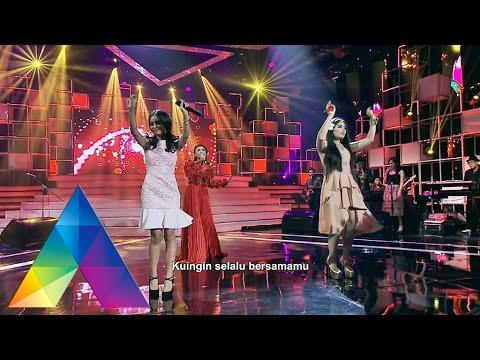 A NIGHT TO REMEMBER - Rossa Feat Tiwi & Tika Wulan Merindu (29/02/16)
