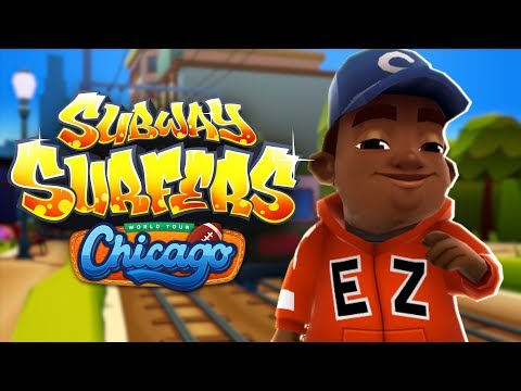 Subway Surfers World Tour 2018 - Chicago - Official Trailer