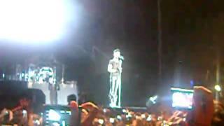 Bienvenida Bill Humanoid City - Tokio Hotel Concierto Peru