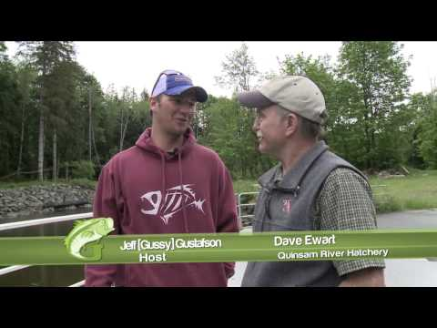 Fishing with Gussy: Campbell River Salmon