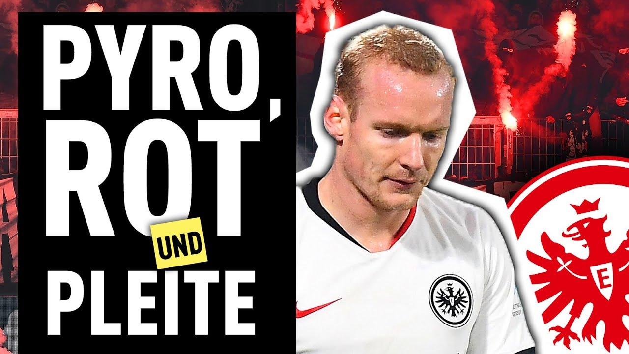 Eintracht Frankfurt So Lief Der Schwarze Abend In Mainz Fussball 2000 Eintracht Videopodcast