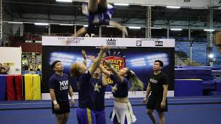 17 GKCF2018  Group  - Kosmos Cheer