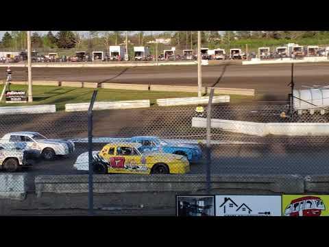 Jamestown Speedway - Wissota Street Heat # 2 - 5/25/2019