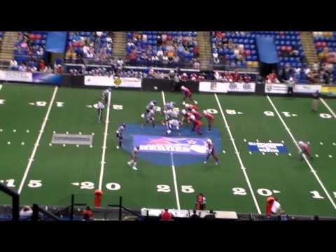 Lynell Suggs, Marion Blue Racers 2015 Highlights