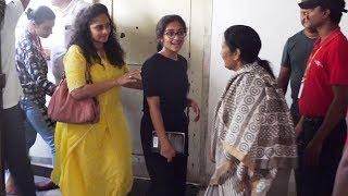 Viral Video: Ajith Family Watched Draupathi Movie   Shalini Ajith, Anoushka, RichardRishi, Shamili