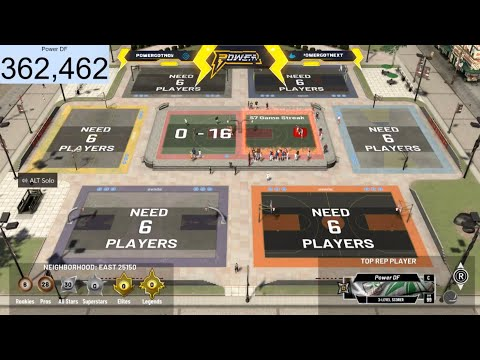 NBA 2K20 - 44 GAME WIN STREAK LIVE! 99 OVERALL PLAYMAKING STRETCH! BEST BUILD & JUMPSHOT!