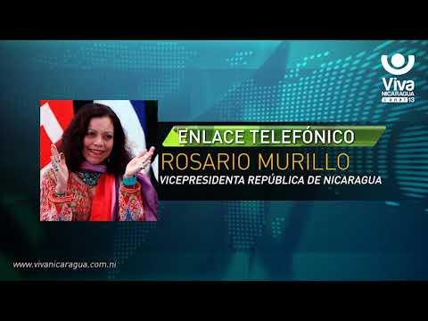 Comunicación Íntegra de la Compañera Rosario Murillo (21 de Diciembre de 2017)