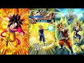 Dokkan Battle LR SV SOLOS Full Power Goku!