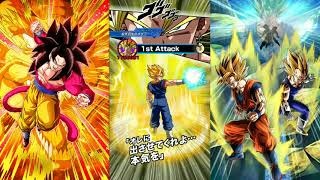 Dokkan Battle LR SV SOLOS Full Power Goku!
