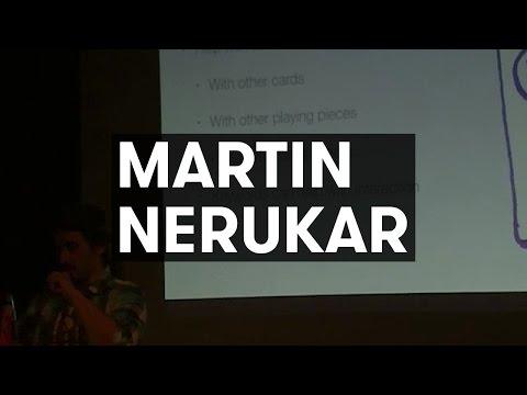 Martin Nerukar: Doing the Hindu Shuffle – A Tour Through Digital Card Game Design