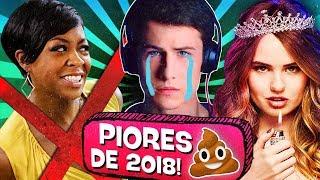 10 PIORES SÉRIES DE 2018! 💩👎