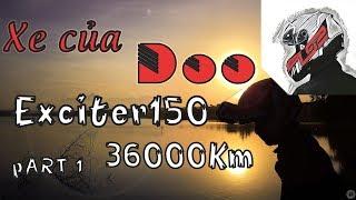 [EZRide] #12.1: Exciter 150 sau 36000km. Kinh nghiệm sử dụng   DooEZGo