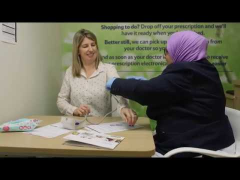 Pharmacy Health Checks | Tesco