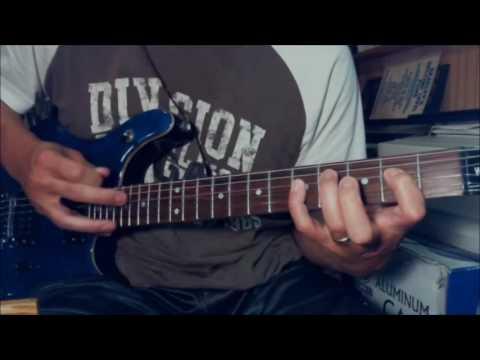 Extreme / Nuno Bettencourt - Decadence Dance Guitar lesson 02
