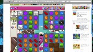 Candy Crush Saga level 131