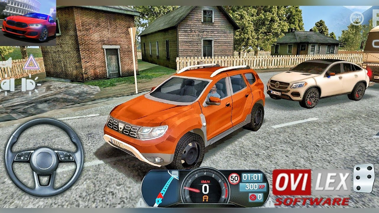 Driving School Sim - Mini Suv Offroad Driving - Car Games Android Gameplay #15