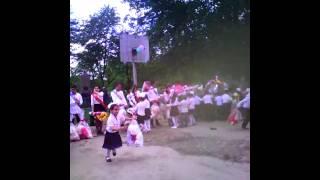 Жесткий выпускной в селе Гурик