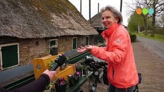 Bloemenactie Boerderijmuseum Moederdag 2021