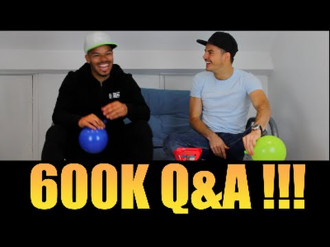 600K Q&A!!! - F2 secrets REVEALED for the 1st time ever