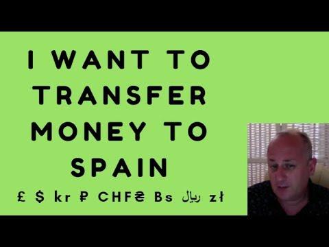 Spanish Money Exchange Services