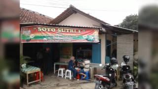 Indonesia Street Culinary #5  Soto Sutri Sokaraja