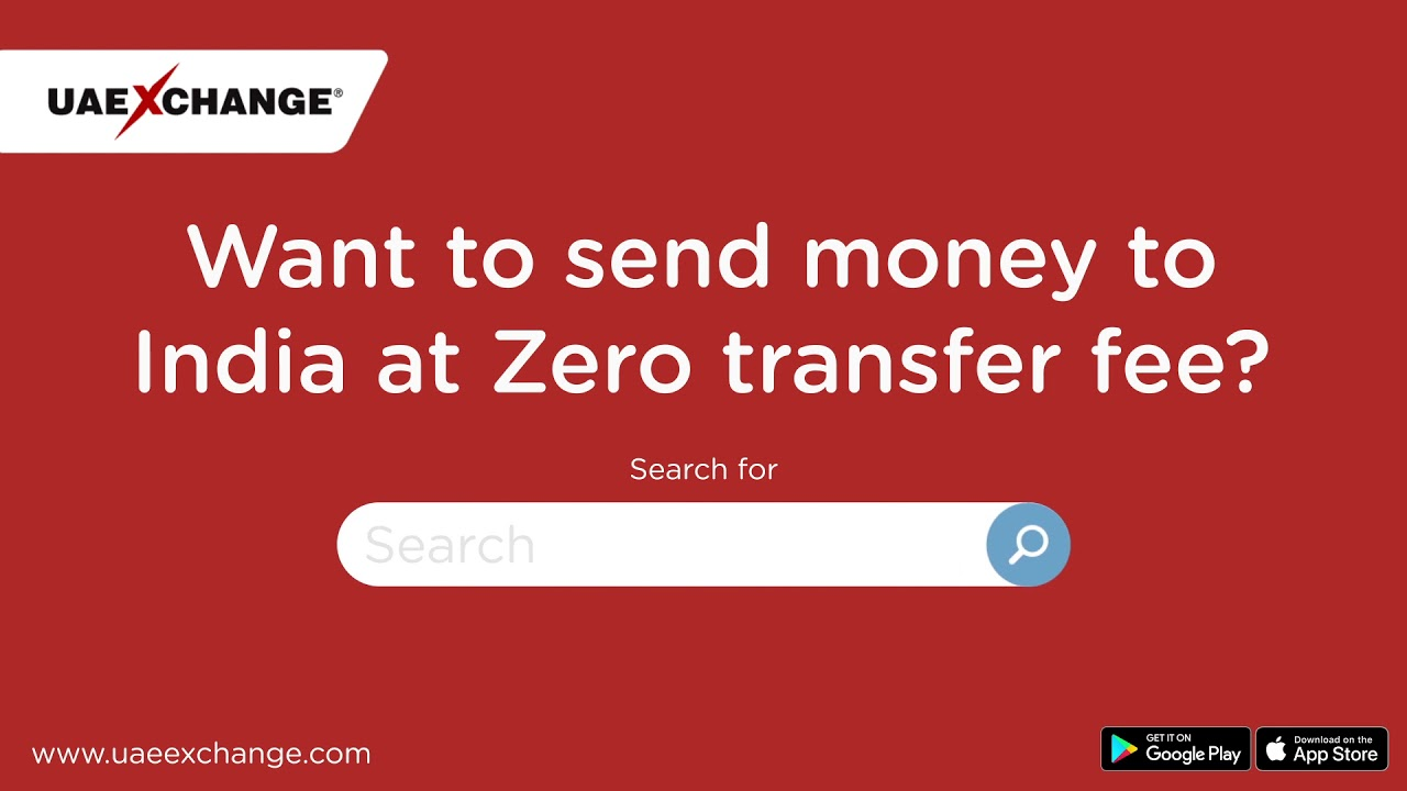 Send Money To India For Free With Uae