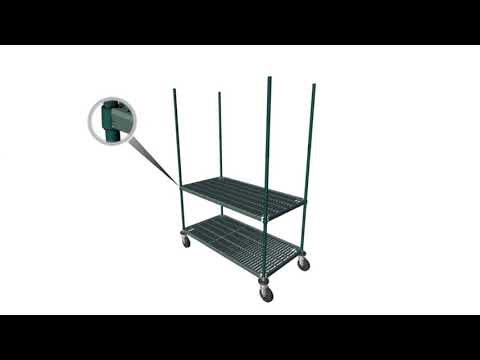 Metro Super Erecta Pro Shelving Assembly