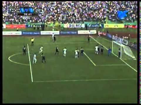 increible gol de chilena honduras vs estados unidos