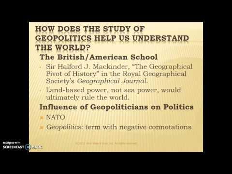 geopolitics notes