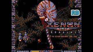 1991 [55fps] X68K Xenon 2: Megablast Loop1