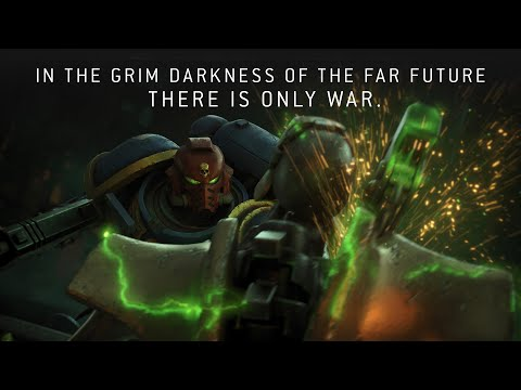 Warhammer 40,000 The New Edition Cinematic Trailer