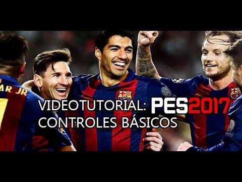 PES 2017 Tutorial - Controles Básicos