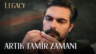 Yaman Seher'in Kolyesini Tamir Ediyor | Legacy 71. Bölüm (English \u0026 Spanish subs)