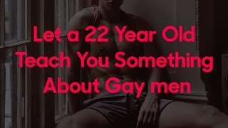 How to Date Cute GAY  Young Guys: Advice for Older Gay Men