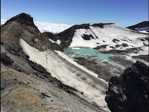 Mt. Ruapehu Crater Climb – a New Zealand Gem - other-worldly treasures await at the volcanic rim