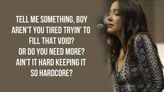 Shallow - Lady Gaga, Bradley Cooper (Boyce Avenue ft. Jennel Garcia acoustic cover) [Full HD] lyrics