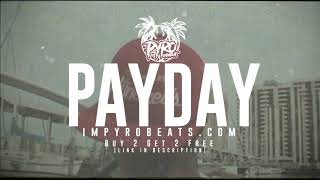 """[FREE] NIPSEY HUSSLE x CURREN$Y TYPE BEAT 2019 - """"Payday"""" (Prod.By @pyrobeats)"""