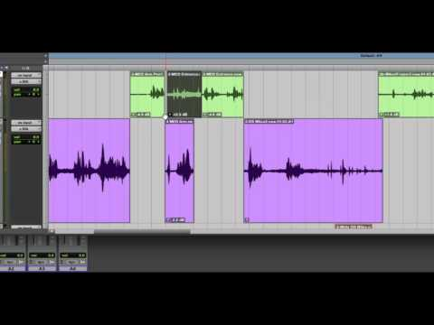 Pro Tools® 10 ‒ Clip Gain Overview ‒ Avid