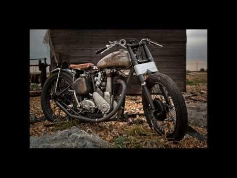 Bobber Bikes inspiration & old footage