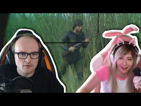 Jay will Jen ABSCHIEßEN!   Hunter Challenge