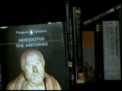 ATR's My Library - Sept 2012 - Ancient History & Reference Shelf
